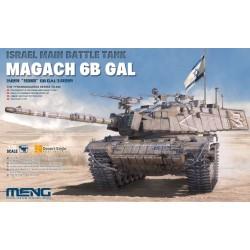 Israel Main Battle Tank Magach 6B GAL 1/35