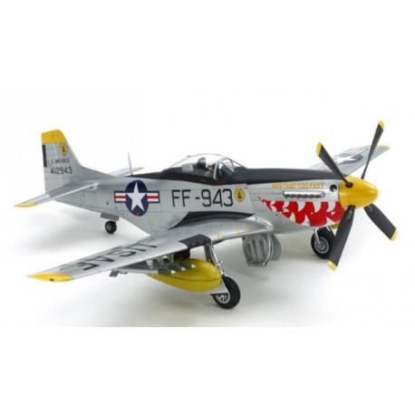 F-51D Mustang Guerre de Corée 1/32