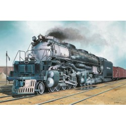 Locomotive Big Boy 1/87