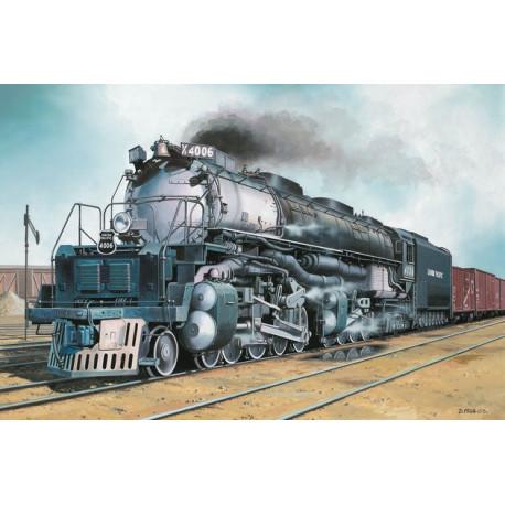 Locomotive Big Boy 1/87