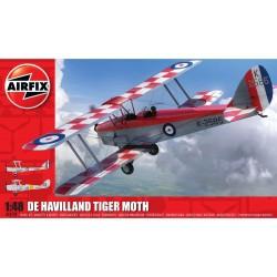 De Havilland D.H.82a Tiger Moth 1/48