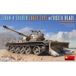 Tiran 4 Sharir Early with Dozer 1/35