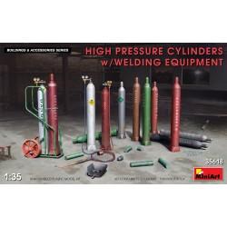 High Pressure Cylinder Welding 1/35