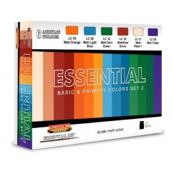 Essential Basic & Primary Set 2