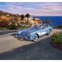 Corvette Roadster 1958 1/25