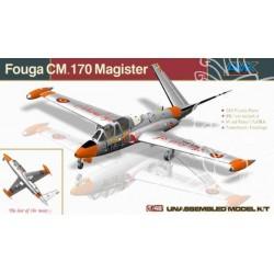 Fouga Cm 170 Magister 1/48