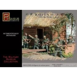 Soldats Allemands / German Waffen SS 1/72