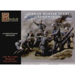 German Mortar Teams 1/72