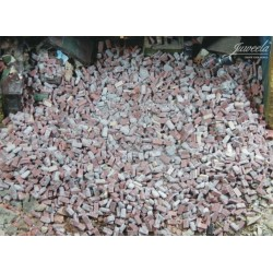 Debris of Bricks w/ Mortar & Red Bricks, 150g 1/35