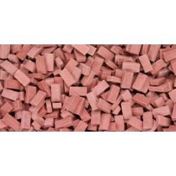 500 Briques Rouge Foncé 1/32-1/35
