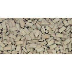 100 Briques Terracotta Foncé / 1000 Dark Terracotta Bricks 1/32-1/35