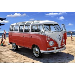 VW T1 Samba Bus 1/24
