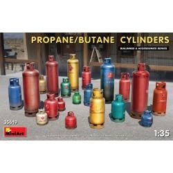 Propane-Butane Cylinders 1/35