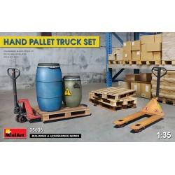 Hand Pallet Truck Set 1/35