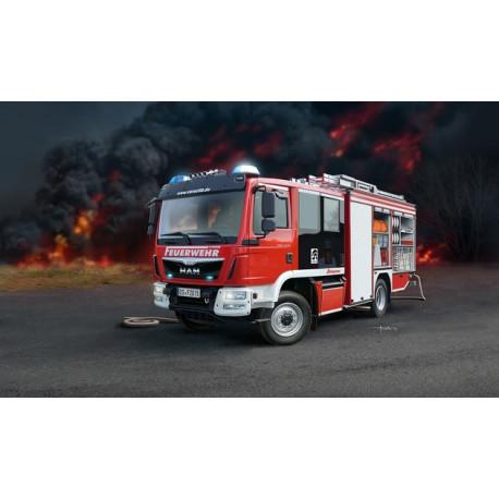 Camion de pompiers Man / Schlingmann HLF 20 Varus 4x4 1/24