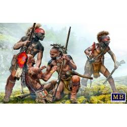 Protective Circle Indian Wars Serie XVIIIth Kit 1 1/35
