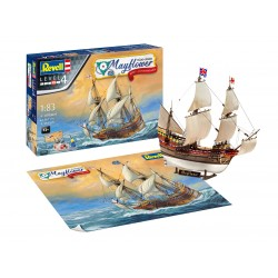 Mayflower - 400ème Anniversaire 1/83