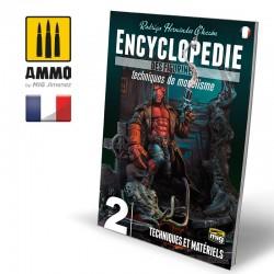 Encyclopédie des Figurines, Tome 2 : Techniques et Matériels