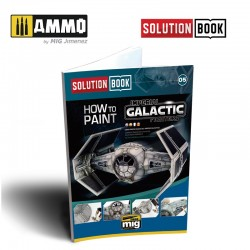 Solution Box How To Paint Imperial Galactic Fighters