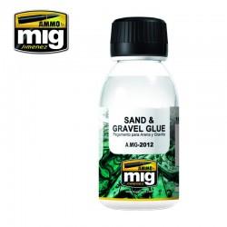 Sand & Gravel Glue