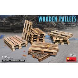 Wooden Pallets 1/35