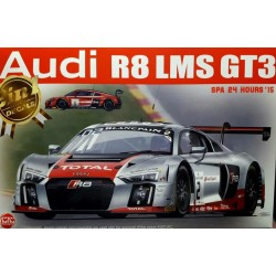 Audi R8 LMS GT3 24H SPA 2015 1/24