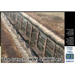 The Trench WWI & WWII 1/35