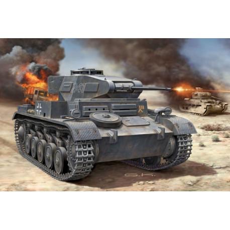 PzKpfw II Ausf. F 1/76