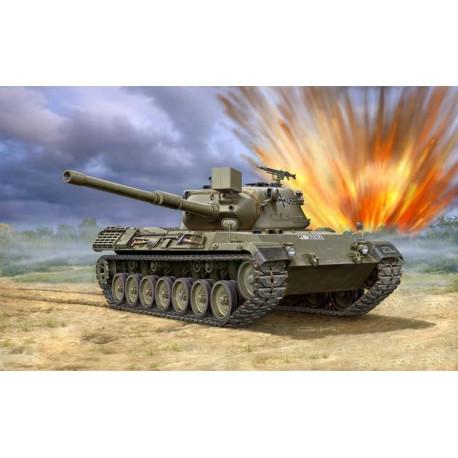 Leopard 1, Décals Belges 1/35