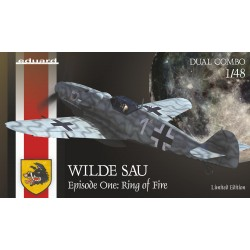 Wilde Sau Episode One: RING of FIRE, Limited Edition 1/48