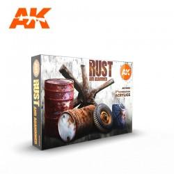 Set Rouille / Rust Set