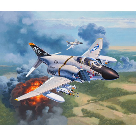 F-4J Phantom II 1/72