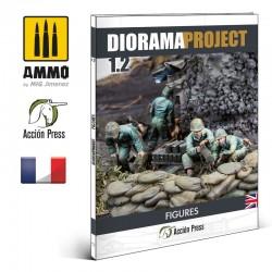 Diorama Project 1.2 : Figurines de la 2ème Guerre Mondiale