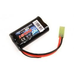 Batterie Li-Ion 7,4 V 1500 mAh
