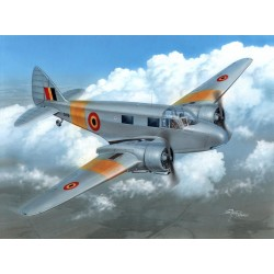 Airspeed Oxford Mk.I/II Foreign Service, Décals Belges, 1/48