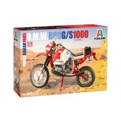 BM 1000 Dakar 1985 1/9