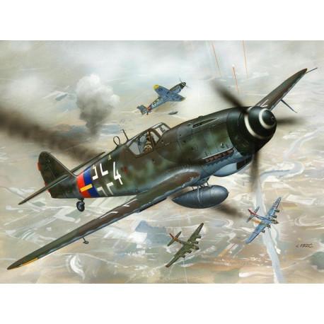Messerschmitt Bf 109 G-10 1/72