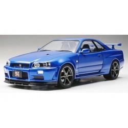 Nissan Skyline GT-R V-spec II 1/24