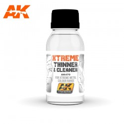 Xtreme Metal Thinner & Cleaner