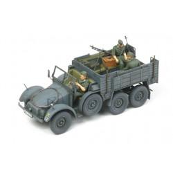 6*4 Truck Krupp Protze Personnel Carrier 1/35