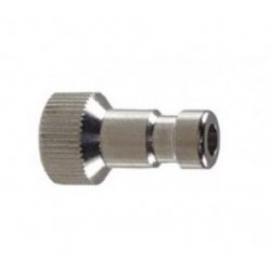 Raccord / Plug In Nipple nd 2.7mm with M5x0.45 Female Thread for BADGER/REVELL
