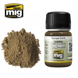Pigment Terre Européenne / Europe Earth 35ml