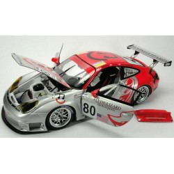 Porsche 911 GT3 RSR Flying Lyzard n°80 LMGT2 18TH Le Mans, 2006