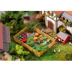 Jardin potager / Kitchen garden H0