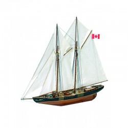 Goélette de Pêche Canadien Bluenose II 1/75