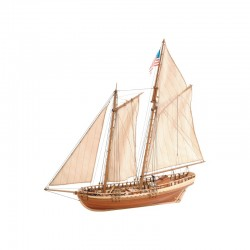 Virginia American Schooner 1/41