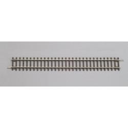 1 rail droit G239 239mm