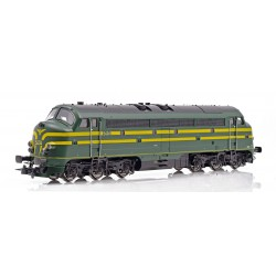 Locomotive Diesel Nohab 5404 SNCB, AC, H0