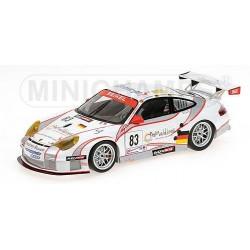 Porsche 911 GT3-RSR Seikel Motorsport n°83 LMGT2 16TH Le Mans, 2006