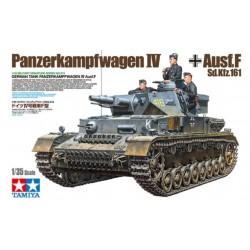 Panzer IV Ausf F 1/35